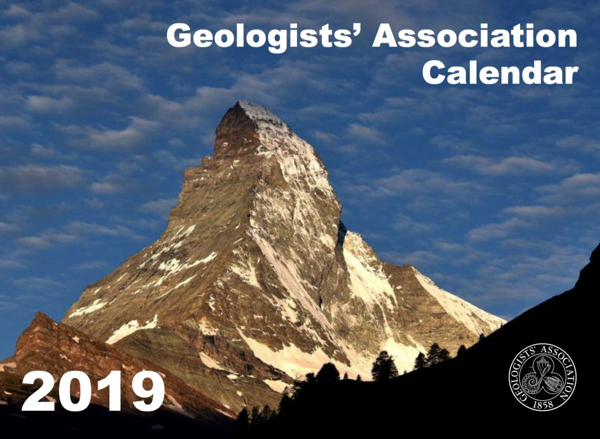 Geologists' Association Calendar 2019